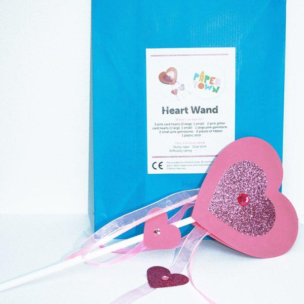 Heart Wand Craft Kit