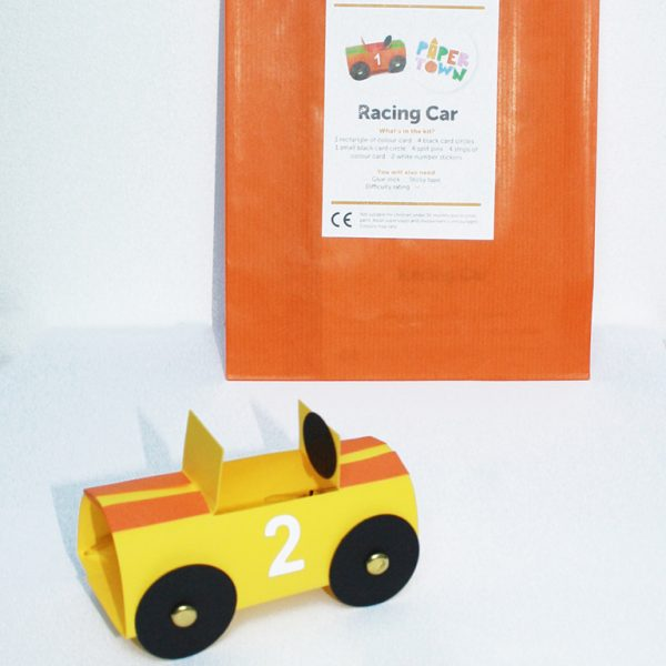 Racing Car Craft Kit