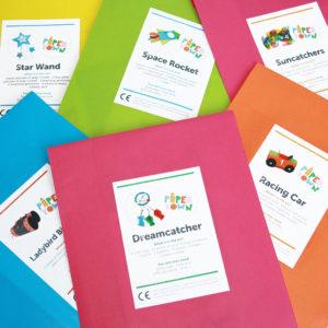 Paper Town Kits