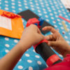 Ladybird Binoculars Children's Craft Kit