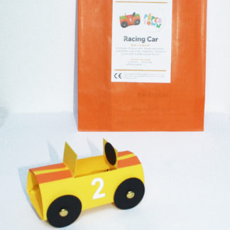 Racing Car Children's Craft Kit