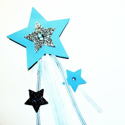 Star Wand Children's Craft Kit