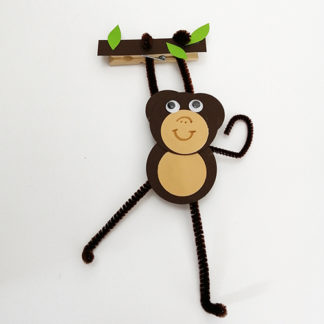 Cheeky Monkey Craft Kit