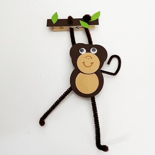 Cheeky Monkey Craft Kit