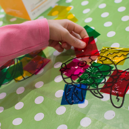 Suncatchers Craft Kit