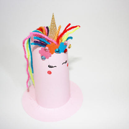 Unicorn Pen Pot