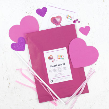 Heart Wand Kit