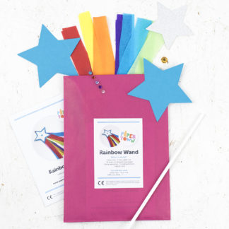 Rainbow Wand Kit