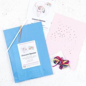 Unicorn Banner Kit