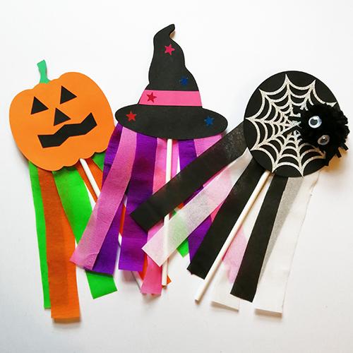 Halloween Wands